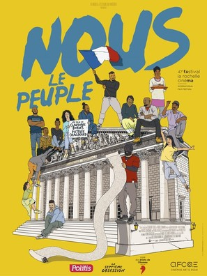 Nous, le peuple - French Movie Poster (thumbnail)
