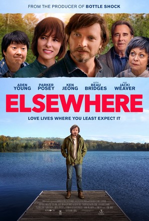 Elsewhere - Movie Poster (thumbnail)