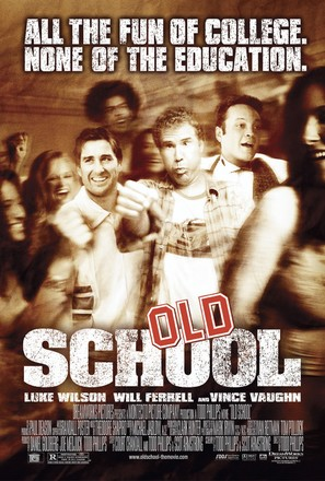 Old School - Movie Poster (thumbnail)