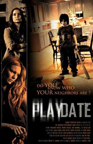 Playdate - Movie Poster (thumbnail)