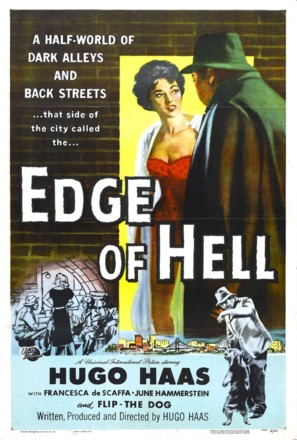 Edge of Hell - Movie Poster (thumbnail)