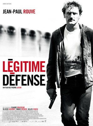 Légitime Défense - French Movie Poster (thumbnail)