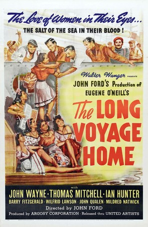 The Long Voyage Home - Movie Poster (thumbnail)