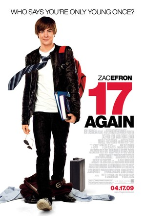 17 Again - Movie Poster (thumbnail)