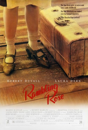Rambling Rose - Movie Poster (thumbnail)