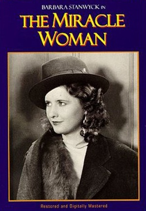 The Miracle Woman - DVD cover (thumbnail)