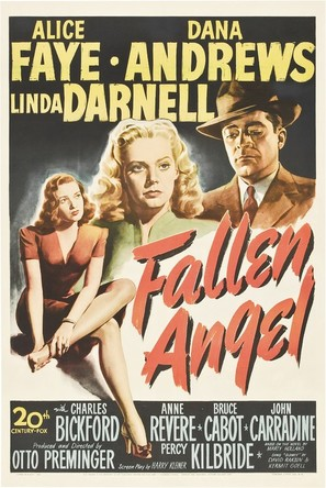 Fallen Angel - Movie Poster (thumbnail)