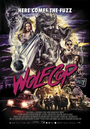 WolfCop - Canadian Movie Poster (thumbnail)