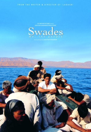 Swades - Indian Movie Poster (thumbnail)