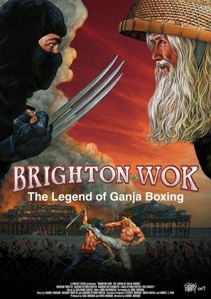 Brighton Wok: The Legend of Ganja Boxing - Movie Poster (thumbnail)