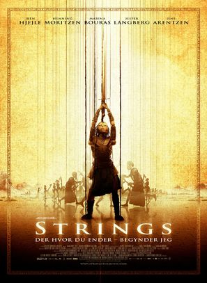 Strings - Danish Movie Poster (thumbnail)