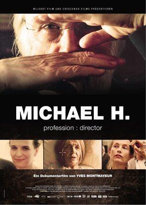 Michael Haneke - Porträt eines Film-Handwerkers - Austrian Movie Poster (thumbnail)
