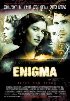 Enigma - Movie Poster (thumbnail)