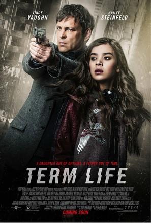Term Life - Movie Poster (thumbnail)