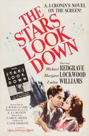 The Stars Look Down - Movie Poster (thumbnail)