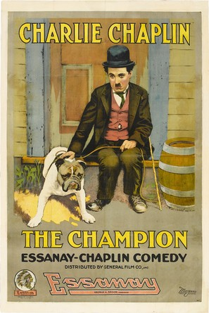 The Champion - Movie Poster (thumbnail)