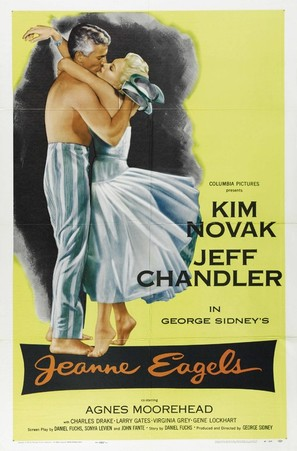 Jeanne Eagels - Movie Poster (thumbnail)