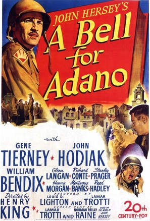 A Bell for Adano - Movie Poster (thumbnail)