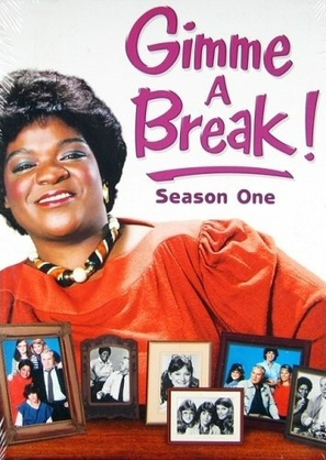 """Gimme a Break!"" - DVD cover (thumbnail)"