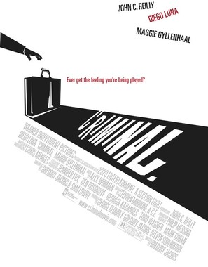 Criminal - Movie Poster (thumbnail)
