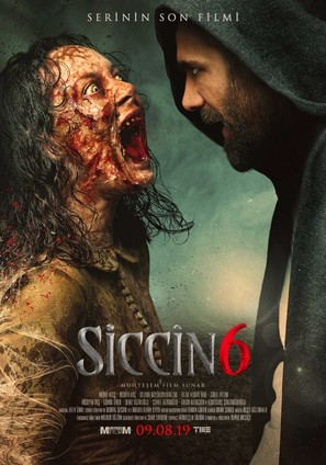 Siccin 6 - Turkish Movie Poster (thumbnail)