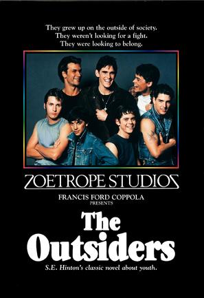 The Outsiders - Movie Poster (thumbnail)