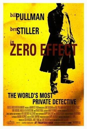 Zero Effect - Movie Poster (thumbnail)