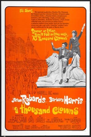 A Thousand Clowns - Movie Poster (thumbnail)