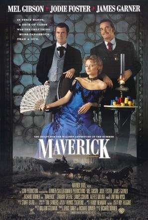 Maverick - Movie Poster (thumbnail)