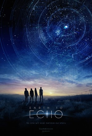 Earth to Echo - Movie Poster (thumbnail)