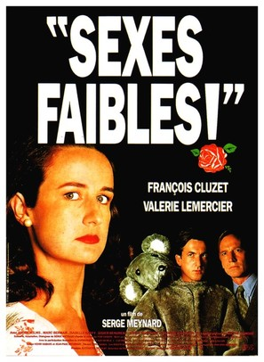 Sexes faibles! - French Movie Poster (thumbnail)