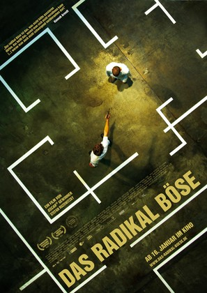 Das radikal Böse - German Movie Poster (thumbnail)