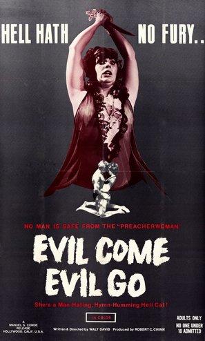 Evil Come Evil Go - Movie Poster (thumbnail)