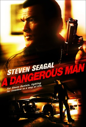 A Dangerous Man - DVD movie cover (thumbnail)