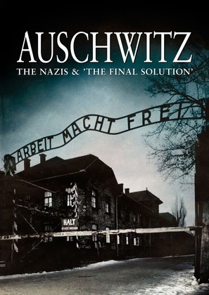 """Auschwitz: The Nazis and the 'Final Solution'"" - Swedish DVD movie cover (thumbnail)"