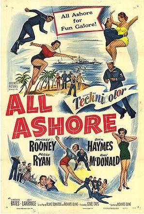 All Ashore - Movie Poster (thumbnail)
