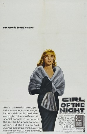 Girl of the Night - Movie Poster (thumbnail)