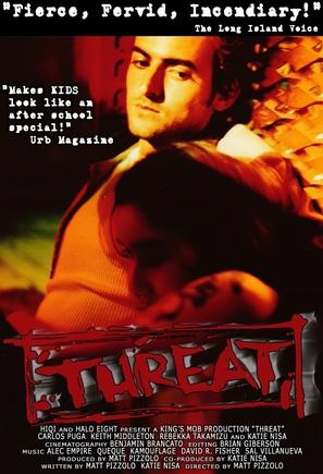 Threat - poster (thumbnail)