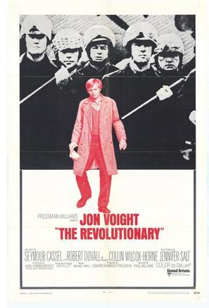 The Revolutionary - Movie Poster (thumbnail)