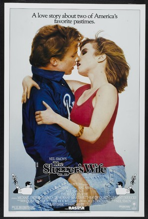 The Slugger's Wife - Movie Poster (thumbnail)