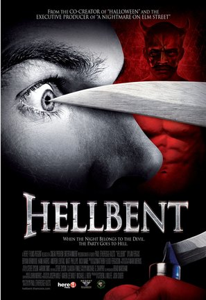 HellBent - Movie Poster (thumbnail)