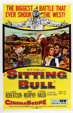 Sitting Bull - Movie Poster (thumbnail)