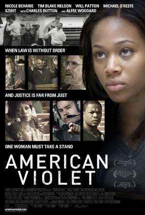 American Violet - Movie Poster (thumbnail)