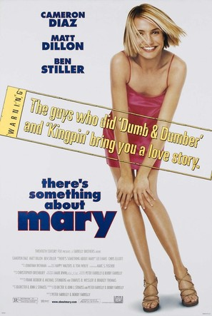 There's Something About Mary - Movie Poster (thumbnail)