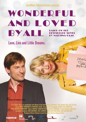 Underbar och älskad av alla (och på jobbet går det också bra) - British Movie Poster (thumbnail)