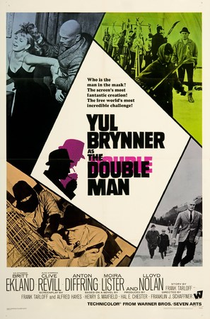The Double Man - Movie Poster (thumbnail)