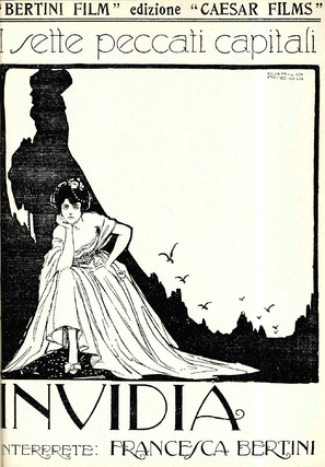 Invidia, L' - Italian Movie Poster (thumbnail)