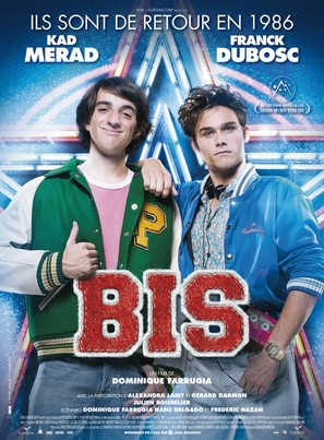 Bis - French Movie Poster (thumbnail)