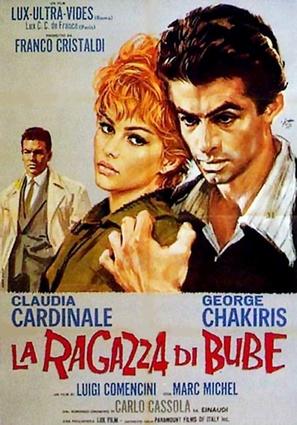 La ragazza di Bube - Italian Movie Poster (thumbnail)