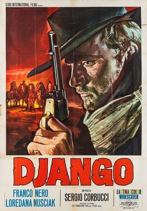 Django - Italian Movie Poster (thumbnail)